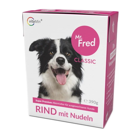 """Mr. Fred CLASSIC """"RIND mit Nudeln"""""""