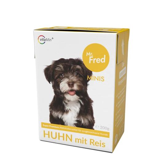 "Mr. Fred MINIS ""HUHN mit Reis"""
