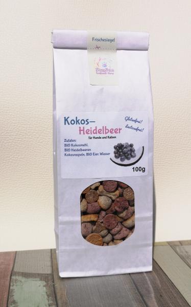Kokos-Heidelbeer