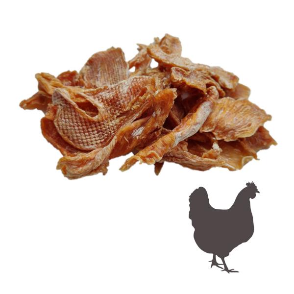Dörrfleisch Huhn 100 Gramm